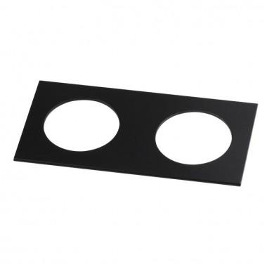 Рамка декоративная Novotech Metis 357597 черный IP44