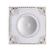 Встраиваемый светильник Novotech Novel 357613 белый/золото 7 Вт 85-265V IP20 3000K