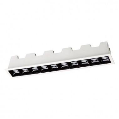 Встраиваемый светильник Novotech Antey 357622 белый/черный 20 Вт 160-265V IP20 3000K