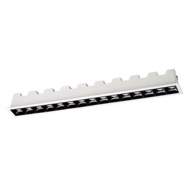 Встраиваемый светильник Novotech Antey 357623 белый/черный 30 Вт 160-265V IP20 3000K