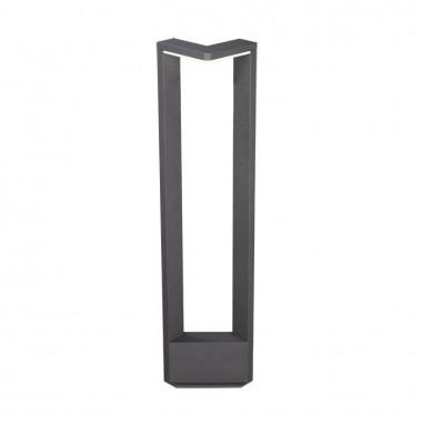 Фонарь уличный Novotech Roca 357676 темно-серый 20 Вт 220-240V IP65 3000K