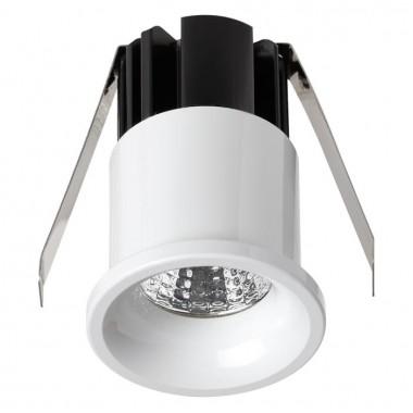 Встраиваемый светодиодный светильник Novotech Dot 357698 белый 3 Вт 160-265V IP20 3000K