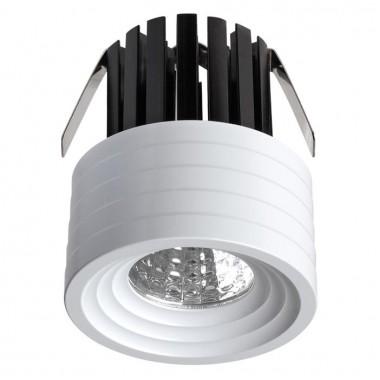 Встраиваемый светодиодный светильник Novotech Dot 357699 белый 3 Вт 160-265V IP20 3000K