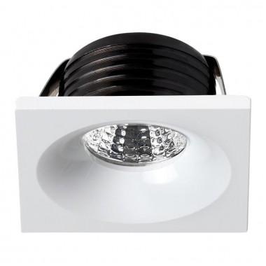 Встраиваемый светодиодный светильник Novotech Dot 357701 белый 3 Вт 160-265V IP20 3000K