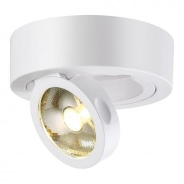 Накладной светильник Novotech Razzo 357704 белый 10 Вт 220-240V IP33 3000K