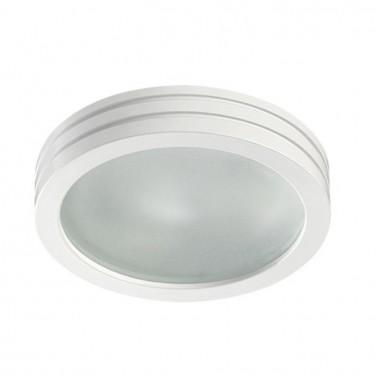 Встраиваемый светильник Novotech Damla 370389 белый 50 Вт 12V IP44