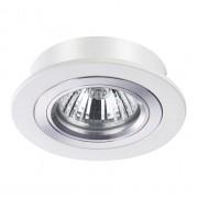 Встраиваемый светильник Novotech Morus 370390 белый 50 Вт 12V IP20