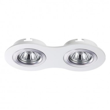 Встраиваемый светильник Novotech Morus 370391 белый 50 Вт 12V IP20