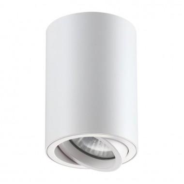 Накладной светильник Novotech Pipe 370397 белый 50 Вт 220V IP20