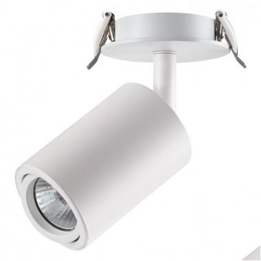 Спот Novotech Pipe 370398 белый 50 Вт 220V IP20