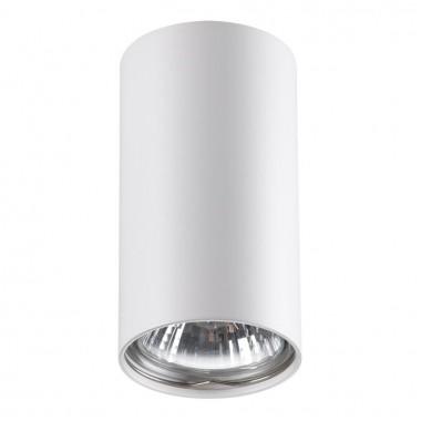 Накладной светильник Novotech Pipe 370399 белый 50 Вт 220V IP20