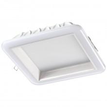 Встраиваемый светильник Novotech 358285 Joia белый LED 32 Вт 4000K