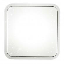 Потолочный светильник LED Cонекс 2014/F Kvadri белый/хром LED 90 Вт 3200-4200-6200K