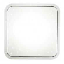 Потолочный светильник LED Cонекс 2014/E Kvadri белый/хром LED 72 Вт 3000-6000K