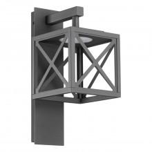 Ландшафтный настенный светильник Novotech 358447 темно-серый IP54 LED 4000K 10W 100-240V DANT