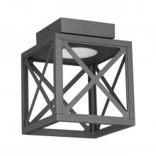 Ландшафтный потолочный светильник Novotech 358449 темно-серый IP54 LED 4000K 10W 100-240V DAN