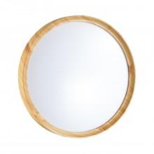Потолочный светильник LED Cонекс 3019/DL Woodi белый/имитация дерева LED 48 Вт 3000-6000K