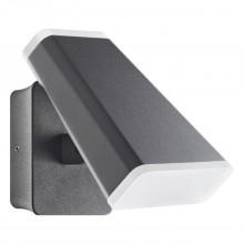 Ландшафтный настенный светильник Novotech 357828 Kaimas темно-серый LED 12 Вт 3000K