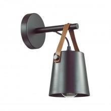 Бра Lumion 3641/1W Tristen матовый черный E27 60 Вт