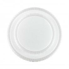 Потолочный светильник LED Cонекс 2041/DL Floors белый/прозрачный LED 48 Вт 3000-6000K