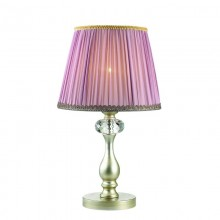 Настольная лампа Odeon Light 3393/1T Gaellori матовое серебро
