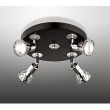 Светильник спот Odeon Light 2612-4C Bierzo