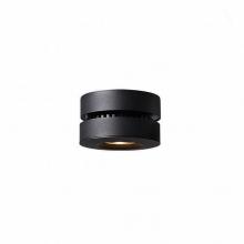Потолочный светильникOmnilux OML-101919-12 Borgetto Черный 12 Вт