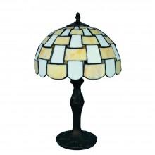 Настольная лампа в стиле Тиффани Omnilux OML-80104-01