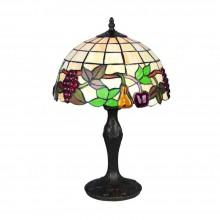 Настольная лампа в стиле Тиффани Omnilux OML-80304-01