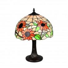 Настольная лампа в стиле Тиффани Omnilux OML-80704-01
