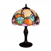 Настольная лампа в стиле Тиффани Omnilux OML-80904-01