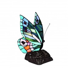 Настольная лампа в стиле Тиффани Omnilux OML-81204-01