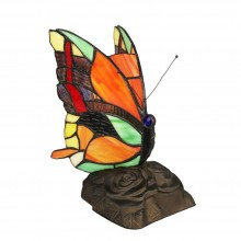 Настольная лампа в стиле Тиффани Omnilux OML-81234-01