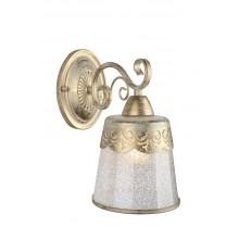 Бра Omnilux OML-46501-01 Lodine белое золото