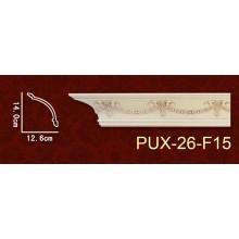 Плинтус PUX-26-F бронза гибкий