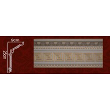 Плинтус BRX131104-WF1+BRX04F1+BRX13-1F1 3,6 м