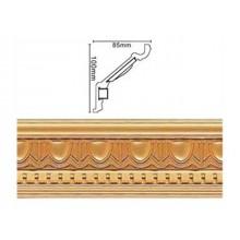 Плинтус BRX13-1F1 3,6 м золото