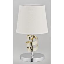 Настольная лампа Alfa SANDRA 22048 хром, золотой