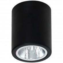 Накладной точечный светильник Luminex DOWNLIGHT ROUND 7235 чёрный