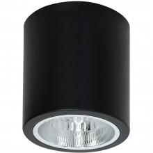 Накладной точечный светильник Luminex DOWNLIGHT ROUND 7239 чёрный
