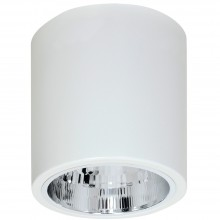 Накладной точечный светильник Luminex DOWNLIGHT ROUND 7240 белый