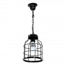 Светильник в стиле Лофт Luminex SINGLE 7283 чёрный