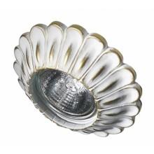 Светильник гипсовый Roden Light RD-107 WH/G белый с золотом