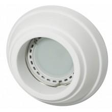 Светильник гипсовый Roden Light RD-120 WH белый