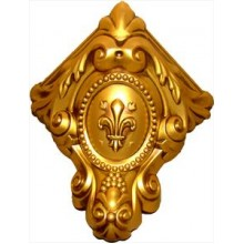 Декоративный элемент BRJ13-out-F бронза внешний
