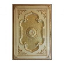 Панно 1420D-052 ABR0 прямоугольное бронза антик (ручная покраска)