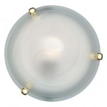 Светильник потолочный Сонекс Duna 153/K золото