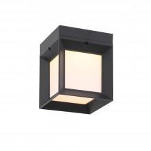 SL077.401.01 Светильник уличный настенный ST-Luce Черный/Белый LED 1*9W