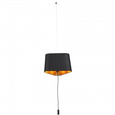 SL1110.413.01 Светильник подвесной ST-Luce Черный/Золото,Черный E27 1*40W