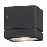 Архитектурный светильник ST Luce SL563.401.01 Coctobus 3000K черный 8 Вт